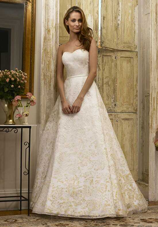 Robert Bullock Bride Vivica A-Line Wedding Dress