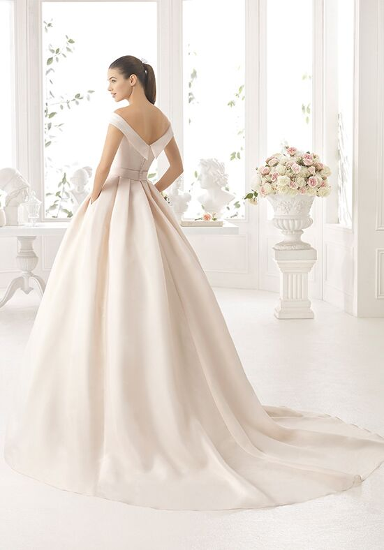 Aire Barcelona Cedra Wedding Dress The Knot
