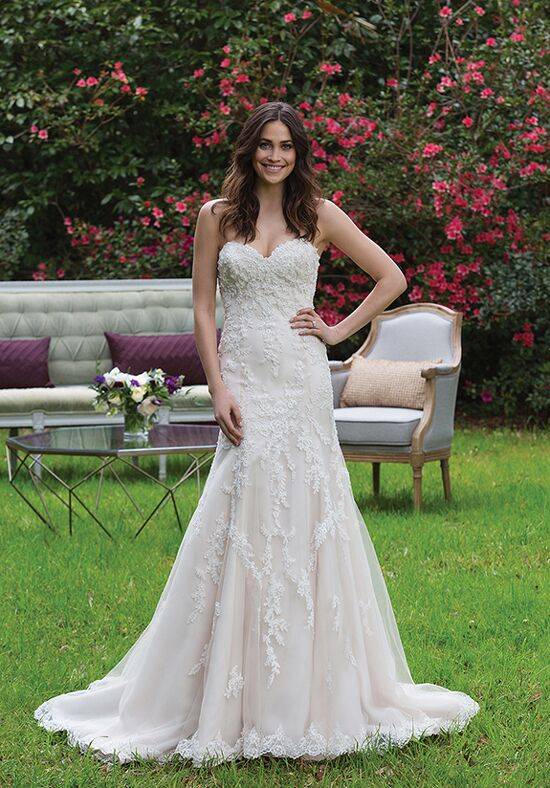 Sincerity Bridal 3967 A-Line Wedding Dress
