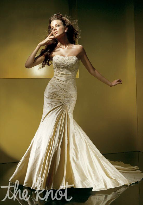 Anjolique Bridal 930 Mermaid Wedding Dress