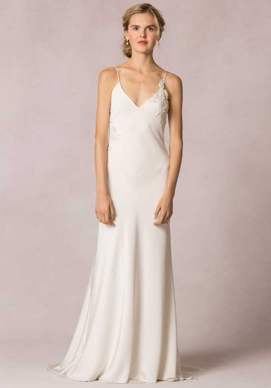 Jenny Yoo Collection Celine Applique A-Line Wedding Dress