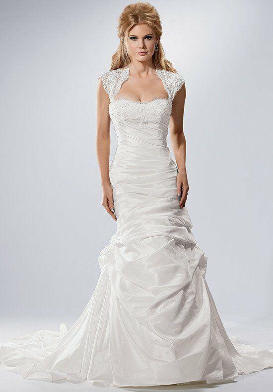 Reflections By Jordan M358 Mermaid Wedding Dress