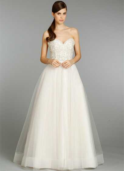 Tara Keely 2360 Ball Gown Wedding Dress