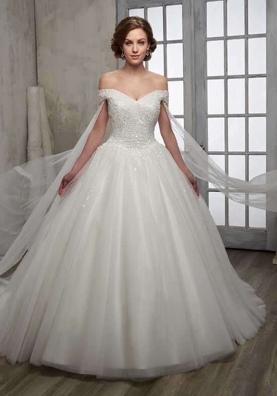 Mary's Bridal 6599 Ball Gown Wedding Dress