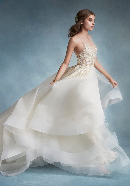 Tara Keely by Lazaro 2609 Ball Gown Wedding Dress