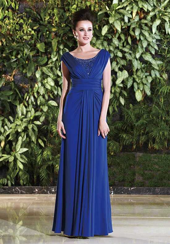 Jade Couture K168001 Blue Mother Of The Bride Dress