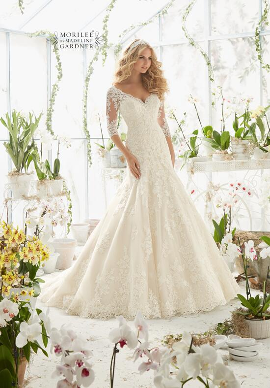 Morilee by Madeline Gardner 2812 Wedding Dress photo