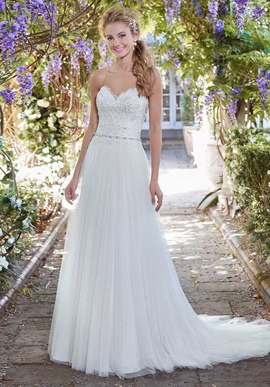 Rebecca Ingram Faye Sheath Wedding Dress