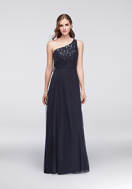 Wonder by Jenny Packham Bridesmaids Wonder by Jenny Packham Style JP2917120 One Shoulder Bridesmaid Dress