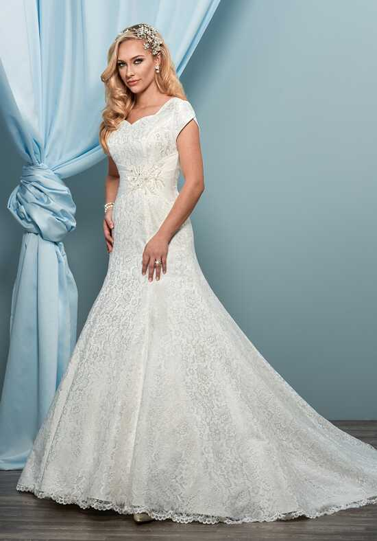 Mary's Bridal 3Y622 Mermaid Wedding Dress
