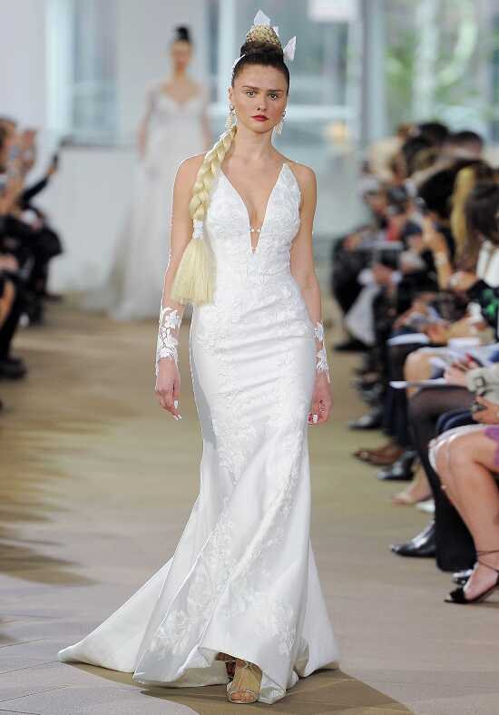 Ines Di Santo Audin Mermaid Wedding Dress