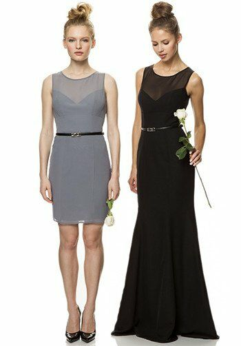 Bari Jay Bridesmaids 1462 Bridesmaid Dress