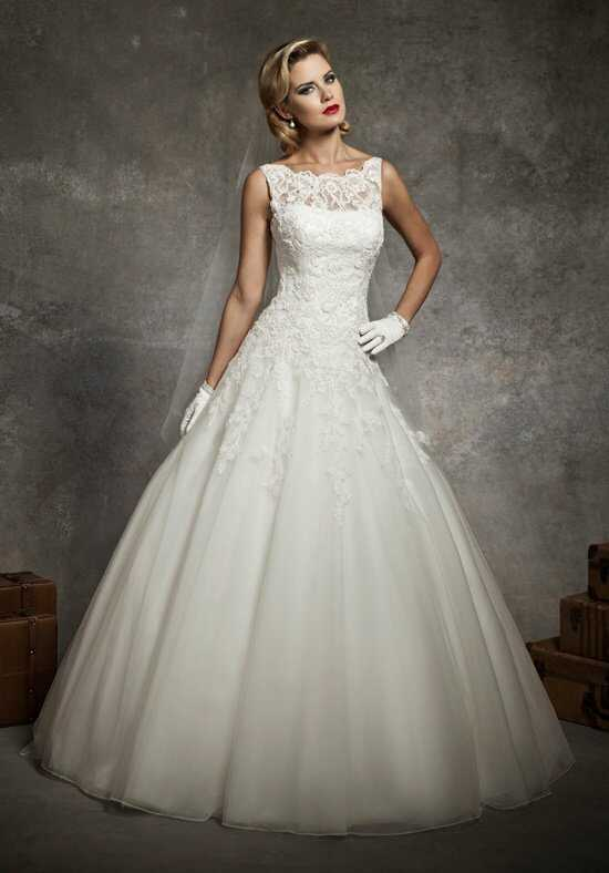 Justin Alexander 8630 Ball Gown Wedding Dress