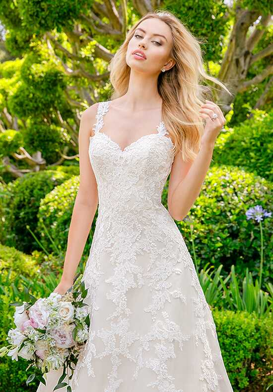 Moonlight Couture H1339 A-Line Wedding Dress