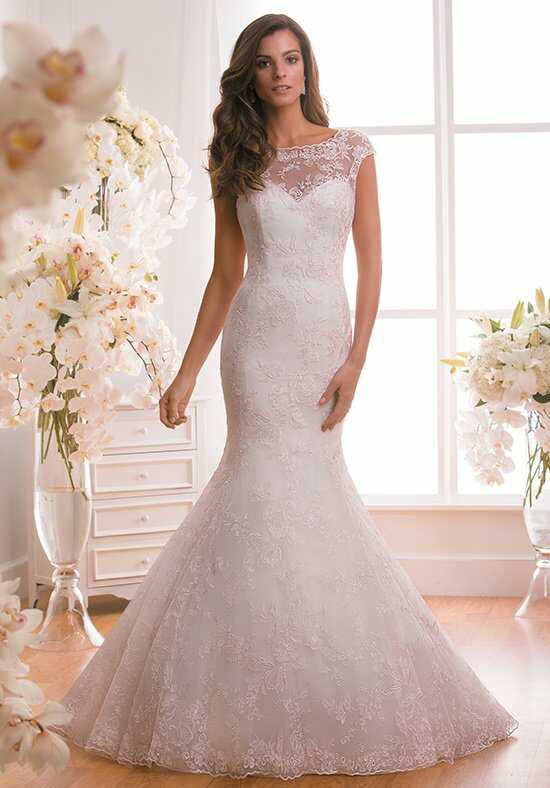 Jasmine Collection F171001 Mermaid Wedding Dress
