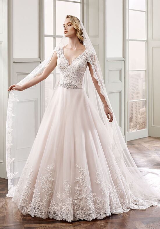 Eddy K MD 186 Ball Gown Wedding Dress
