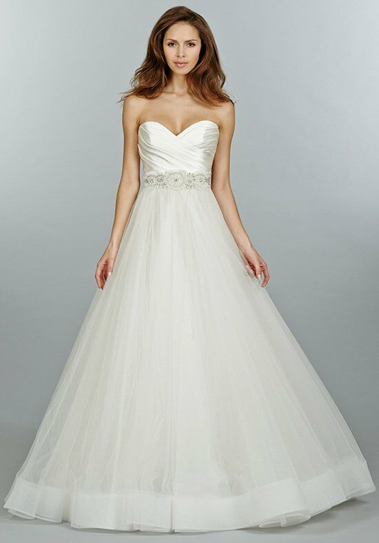 Tara Keely by Lazaro 2457 Ball Gown Wedding Dress