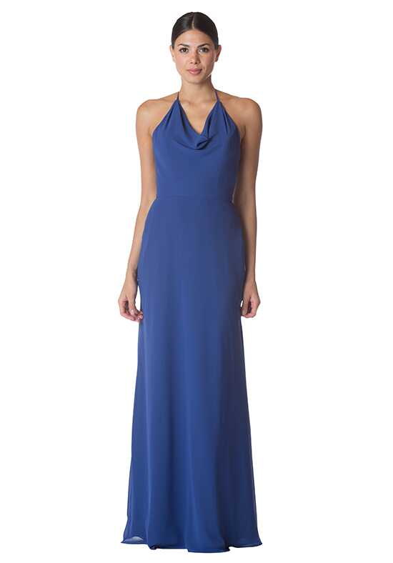 Bari Jay Bridesmaids 1775 Halter Bridesmaid Dress