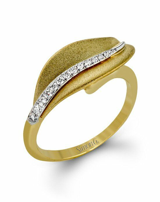 Simon G. DR246-Y Wedding Ring photo