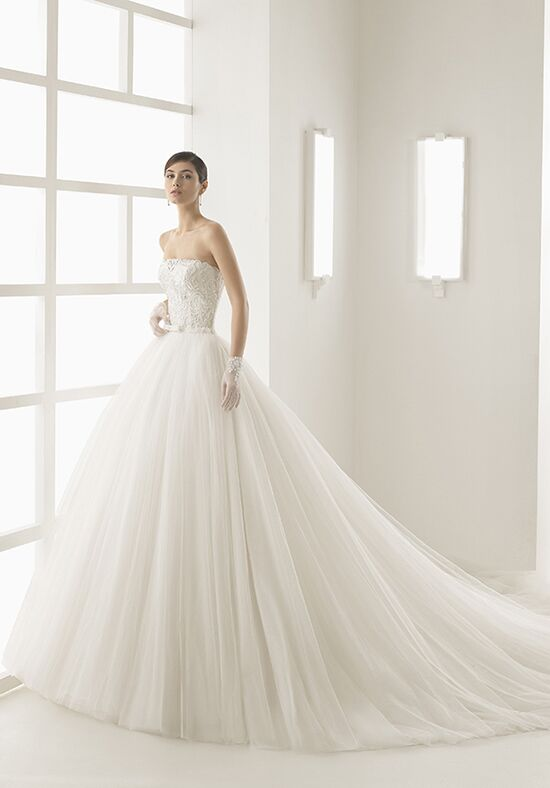 Rosa Clará Olson Ball Gown Wedding Dress