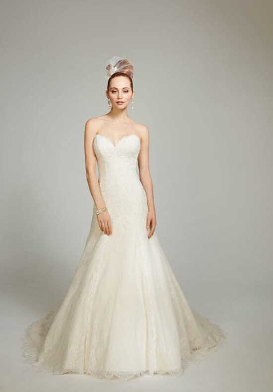 Matthew Christopher Adaline A-Line Wedding Dress