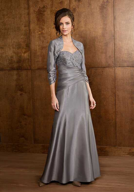 Jade J165055 Silver Mother Of The Bride Dress