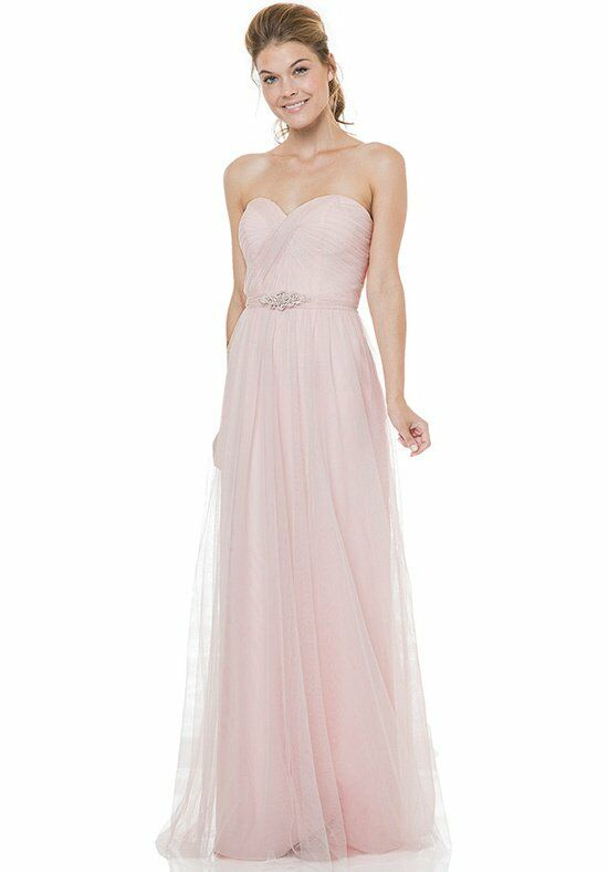 Bari Jay Bridesmaids EN-1500 Sweetheart Bridesmaid Dress