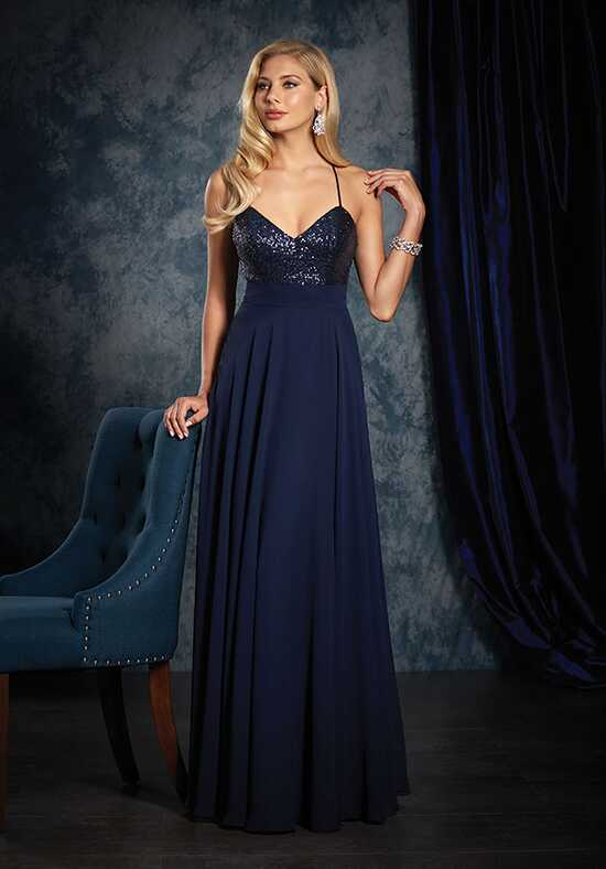 Alfred Angelo Sapphire Bridesmaid Collection 8118L Sweetheart Bridesmaid Dress