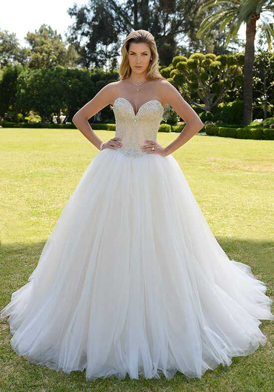 Venus Bridal VE8360N Ball Gown Wedding Dress