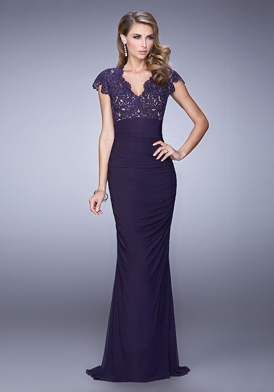 La Femme Evening 21551 Mother Of The Bride Dress
