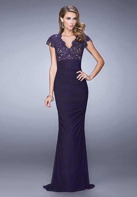 La Femme Evening 21551 Mother Of The Bride Dress photo