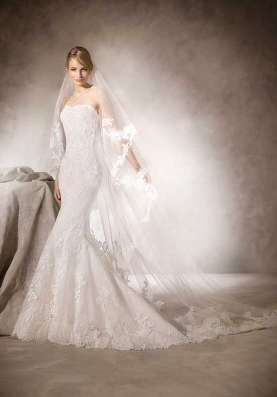 LA SPOSA HELGA Mermaid Wedding Dress