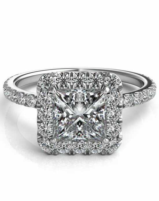 Since1910 Since1910 Signature Collection - SNT363 Engagement Ring photo