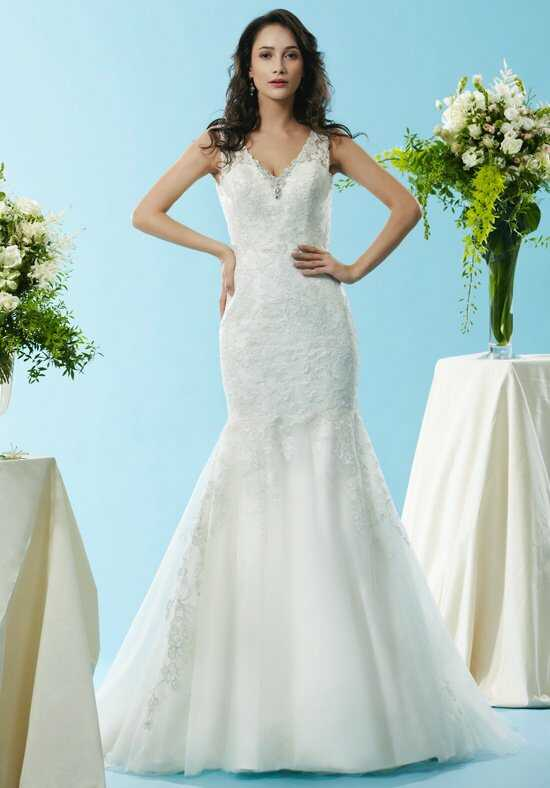 Eden Bridals BL131 Mermaid Wedding Dress