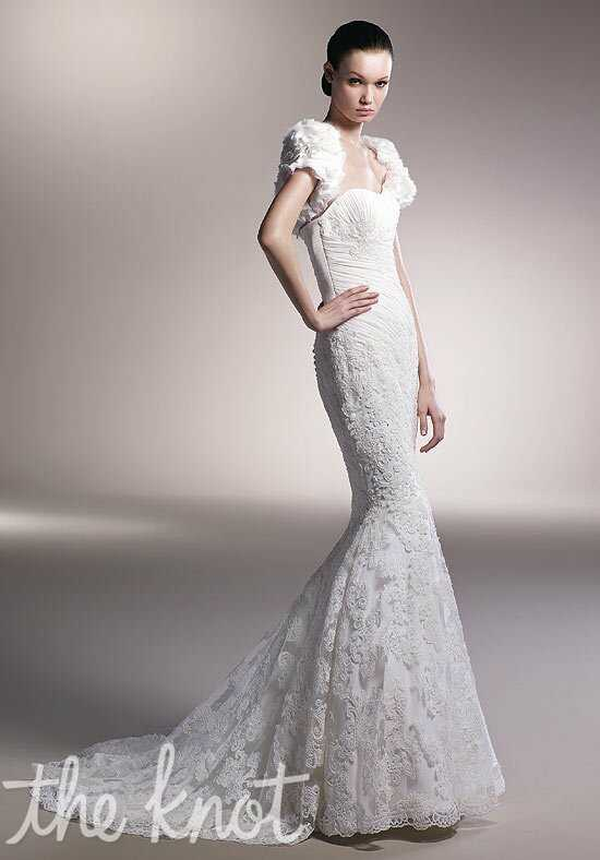 Blue by Enzoani Casablanca Mermaid Wedding Dress