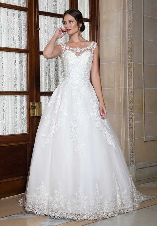 Mary's Bridal Couture d'Amour MB4018 Ball Gown Wedding Dress
