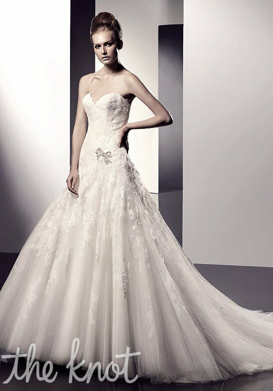Enzoani Erin A Line Wedding Dress