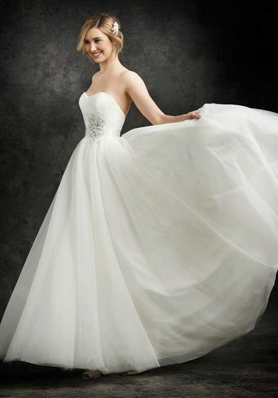 Ella Rosa BE236 Ball Gown Wedding Dress
