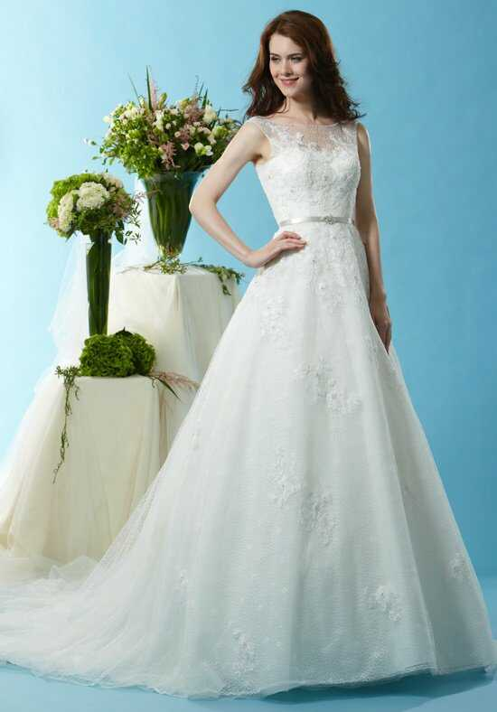 Eden Bridals BL128 Ball Gown Wedding Dress
