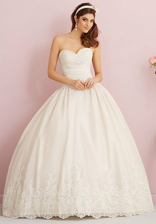 Allure Romance 2766 Wedding Dress - The Knot