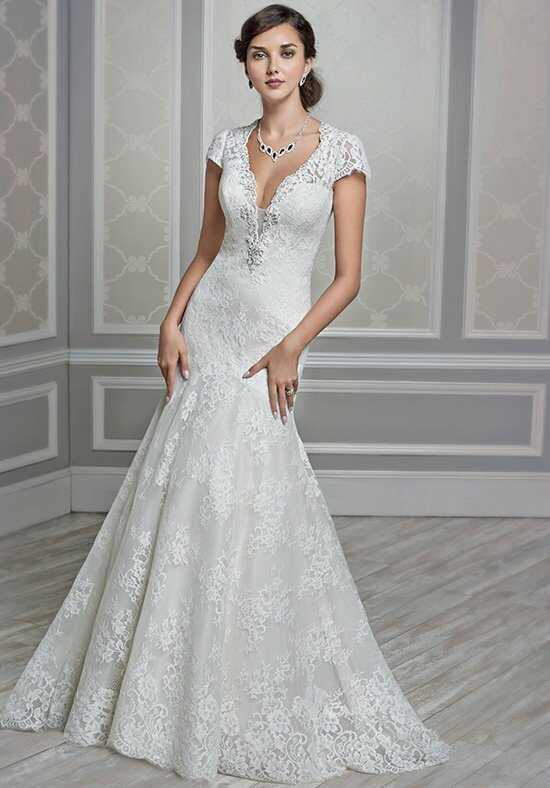 Kenneth Winston 1606 Mermaid Wedding Dress