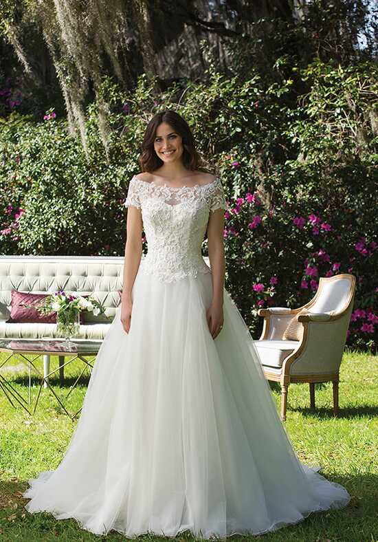 Sincerity Bridal 3956 Ball Gown Wedding Dress