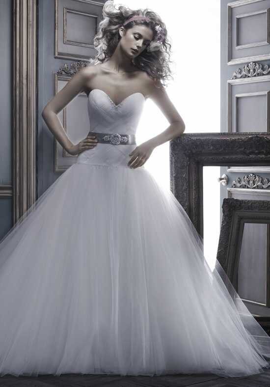 Amaré Couture by Crystal Richard B051 Ball Gown Wedding Dress