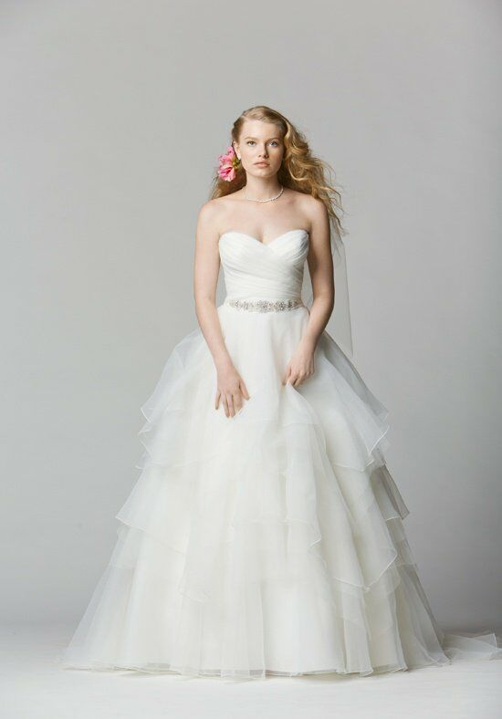 Wtoo Brides CECILIA-12011 Ball Gown Wedding Dress