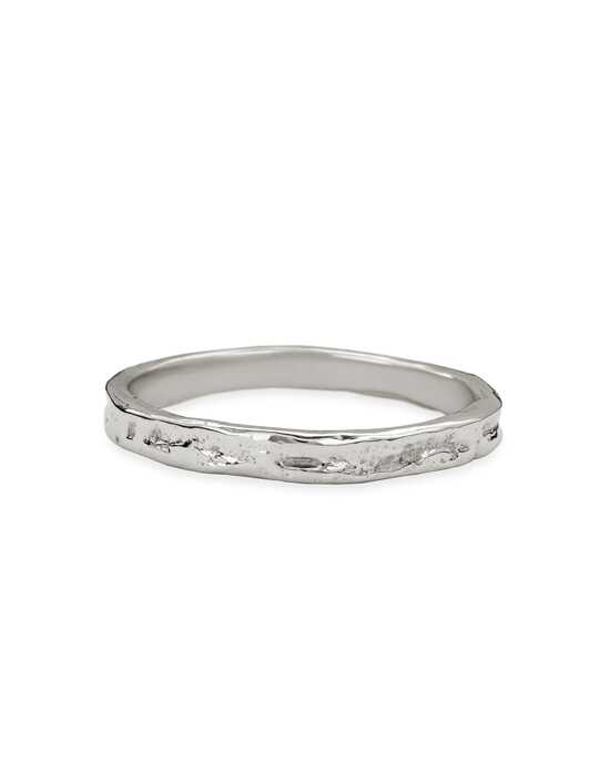 "Say ""I do!"" in Platinum Karen Karch-Everlasting Platinum Wedding Ring"