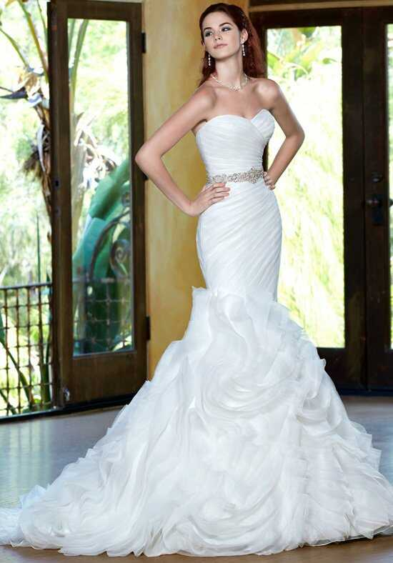 IVOIRE by KITTY CHEN BLISS, V1365 Mermaid Wedding Dress