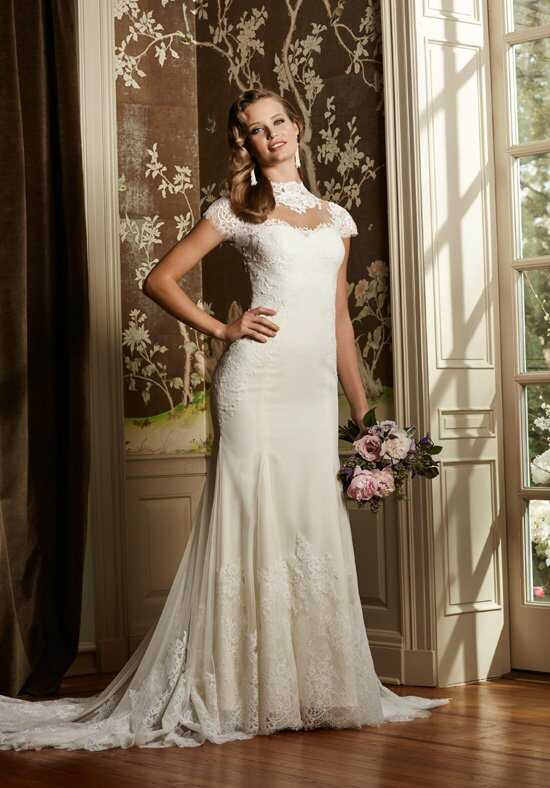 Wtoo Brides BLANCHE-13331 Mermaid Wedding Dress