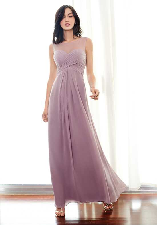 Colour by Kenneth Winston 5240L Illusion Bridesmaid Dress