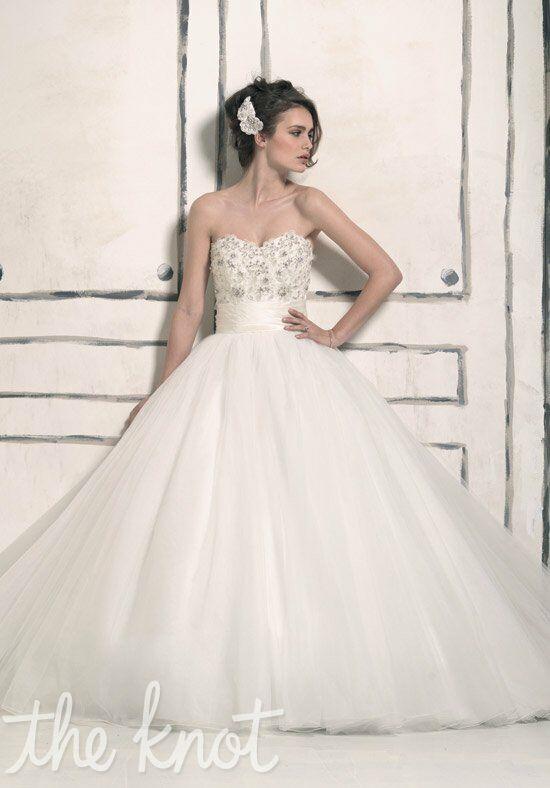 Justin Alexander 8569 Wedding Dress - The Knot