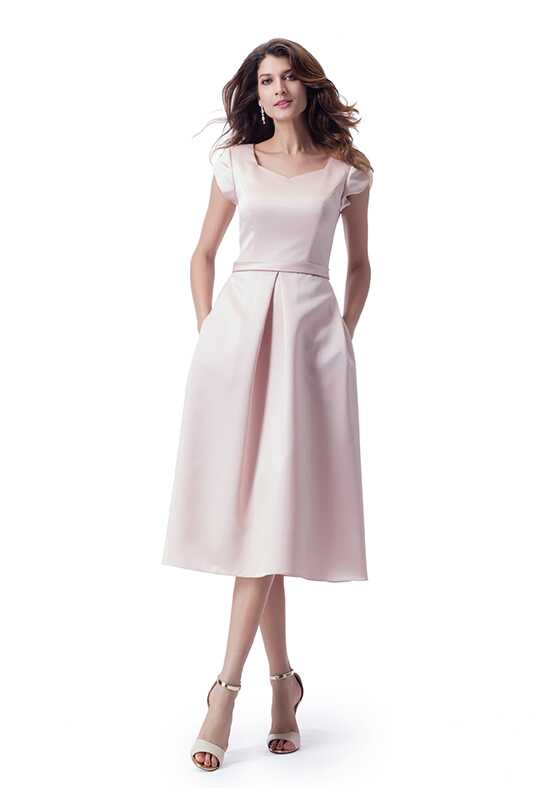 be155f766fa5 Modest Bridesmaids by Venus